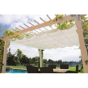 Infinity 10 Ft. W x 10 Ft. D Pergola Canopy by Infinity Canopy