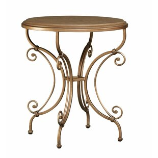 Dietrick End Table by Astoria Grand