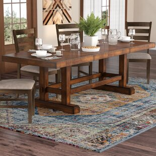 Ellington Counter Height Extendable Dining Table Millwood Pines