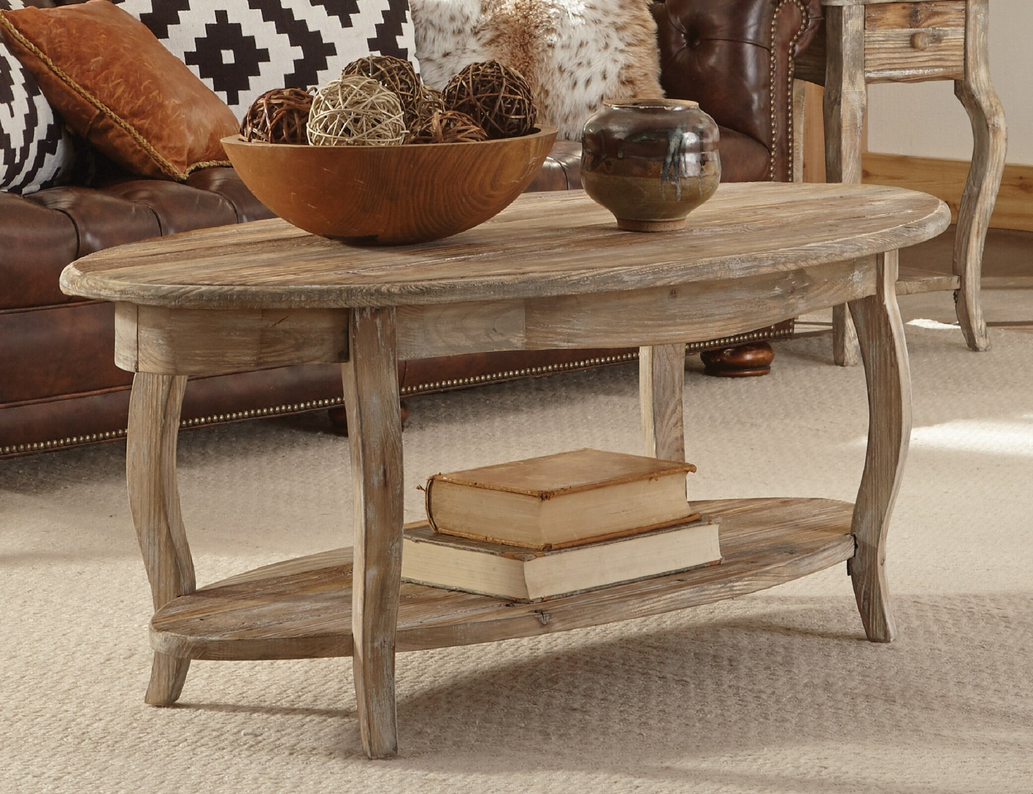 Alaterre Simplicity Coffee Table U0026 Reviews | Wayfair