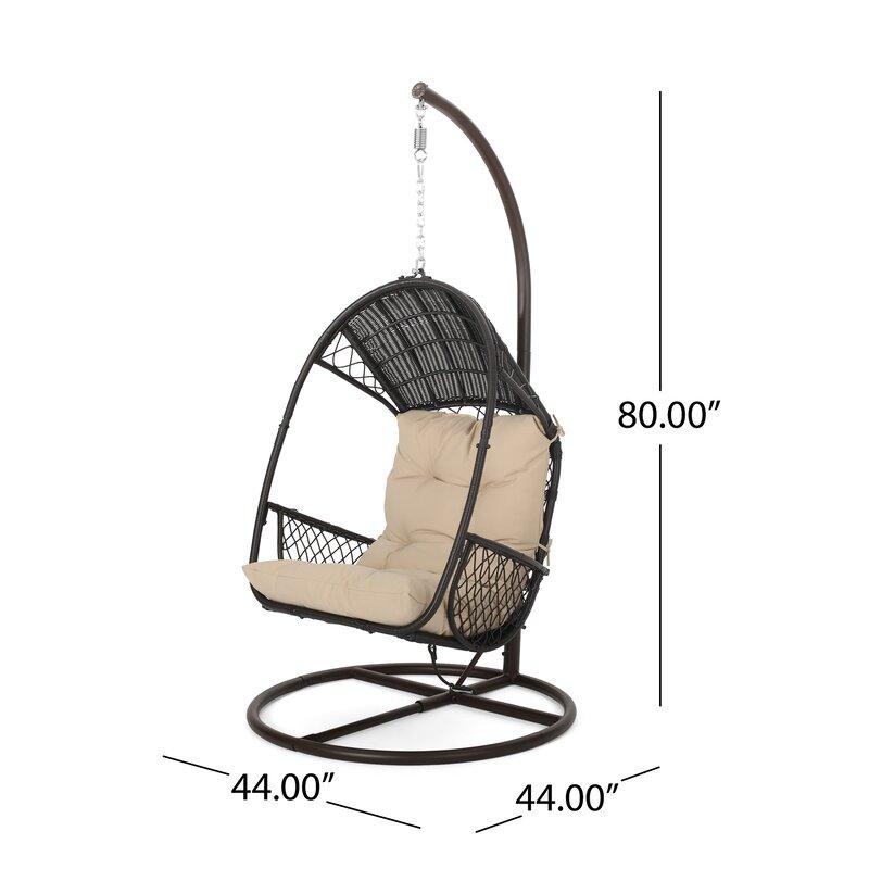 Patio Furniture Cushions Pads Home Garden Egg Swing Chair Mat Hanging Hammock Stand Wicker Seat Cushion Garden Patio Wcv Topografiapv Cl