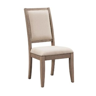 Top Ullrich Upholstered Dining Chair (Set of 2) by Ophelia & Co. Reviews (2019) & Buyer's Guide
