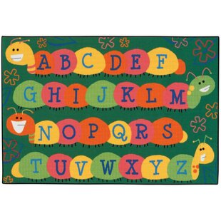 Affordable Price Caterpillar Friends Kids Rug By Kids Value Rugs