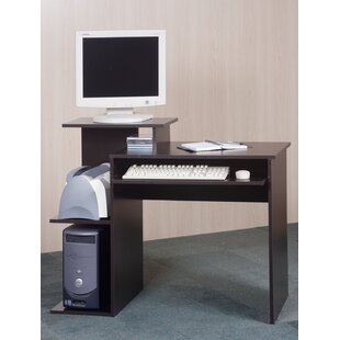 Best Reviews Student Computer Desk in Chocolate By Mylex