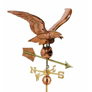 Smithsonian Estate Eagle Weathervane By Good Directions