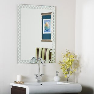 Compare prices Liana Wall Mirror ByDecor Wonderland