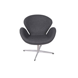 Swan Swivel Lounge Chair