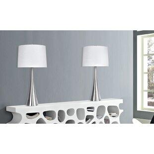 Orren Ellis Romina 30 Table Lamp (Set of 2)