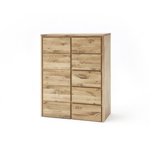 Sapphire 5 Drawer Combi Chest By Gracie Oaks