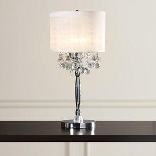 Willa Arlo Interiors Kitson Crystal 3-Light 30