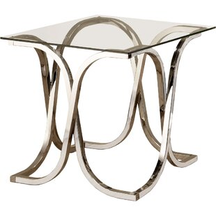 Reviews Greenbush End Table by Wildon Home®