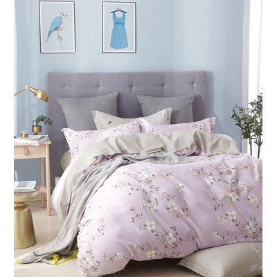 Drummond 100% Cotton Comforter Set Ophelia & Co.