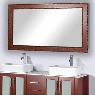 Longshore Tides Castaneda Rope Bathroom/Vanity Mirror