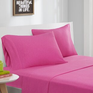 Giglio Jersey Knit Sheet Set
