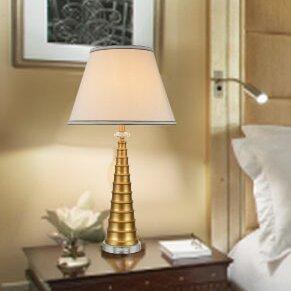 Crystal 30'' Table Lamp