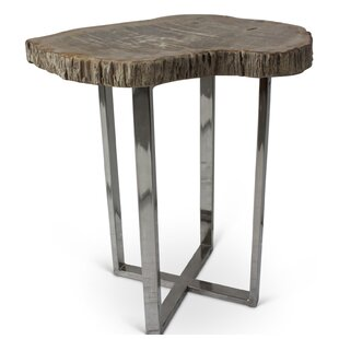 Union Rustic Hopkinton End Table