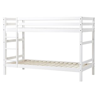 Basic European Single Bunk Bed By Hoppekids