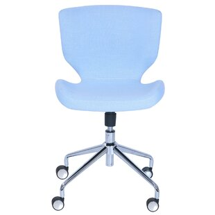 Affordable Price Madeline Hourglass Task Chair by Elle Decor Reviews (2019) & Buyer's Guide