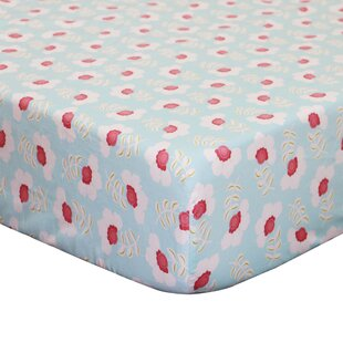 Top Reviews Mila Fitted Crib Sheet By The Peanut Shell