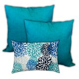 Silvestro Lanai Foliage Indoor / Outdoor Pillow Cover