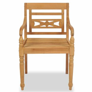 Farwell Garden Chair (Set Of 2) By Union Rustic