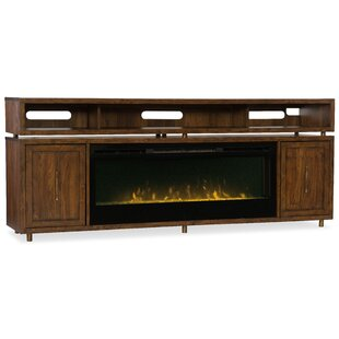 Big Sur Entertainment Console by Hooker Furniture
