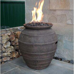Elementi Pompeii Concrete Fire Pit