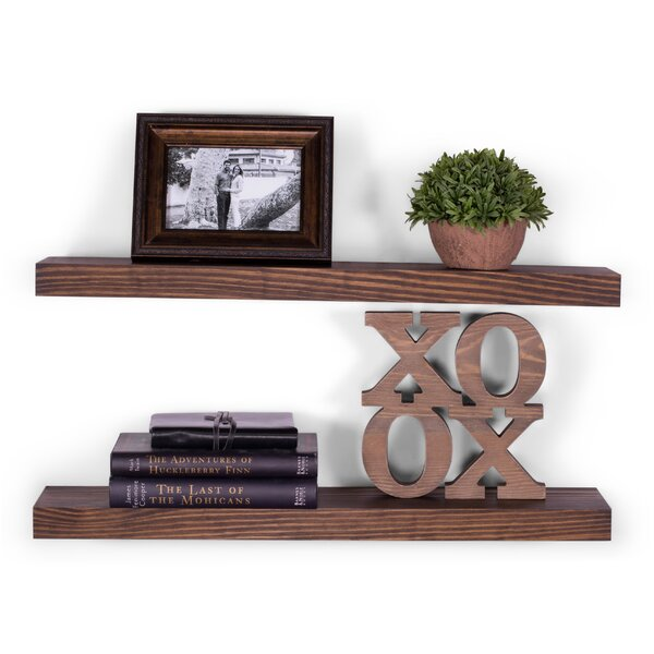 Floating Wall Display Shelves You Ll Love In 2020 Wayfair