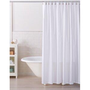 Perfect Monroe 100% Cotton Shower Curtain