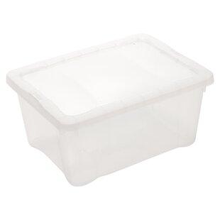 Plastic Storage Box By Symple Stuff