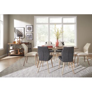 Bloch 7 Piece Dining Set Mercury Row