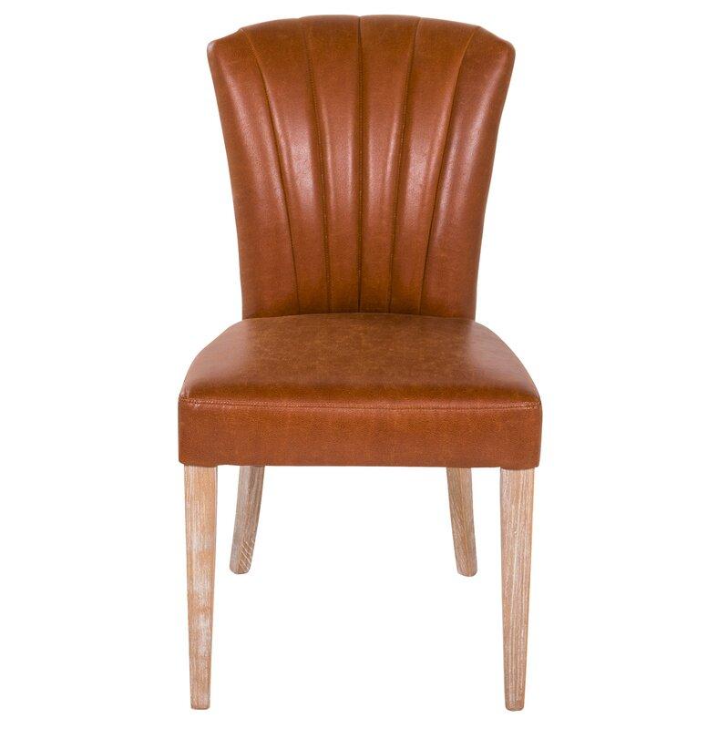 Scalloped Side Chair By Joseph Allen Top Brands