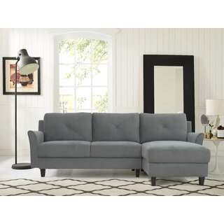 Angilia Right Hand Facing Sectional by Ebern Designs SKU:BC502109 Price Compare