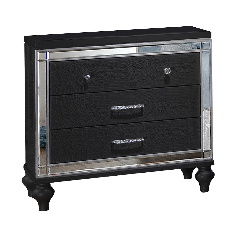Valencia 3 Drawer Nightstand