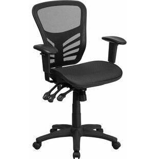 Symple Stuff Krouse Mid-Back Ergonomic Mesh Office Chair