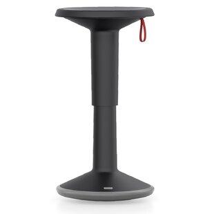 Height Adjustable Multi-Use Ergonomic Stool by Interstuhl Design
