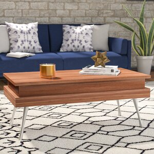 Cornelia Coffee Table with Lift Top