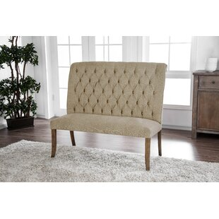 Makaila Upholstered Bench by Gracie Oaks