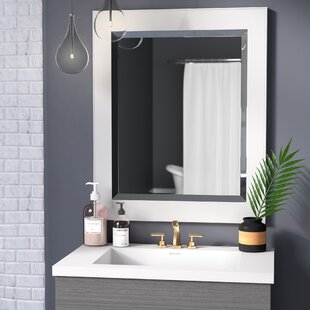 Wade Logan Ivor Bathroom/Vanity Wall Mirror