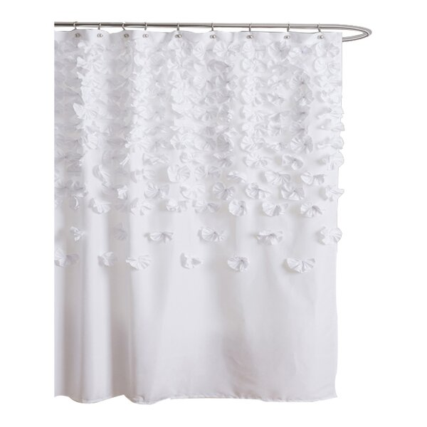 beige and white shower curtain. beige and white shower curtain