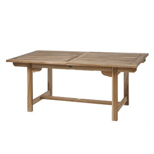 Nashville ECO Dining Table By PlossCoGmbH