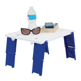 Gear Personal Folding Plastic Beach Table