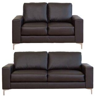 Frankie 2 Piece Sofa Set By Mercury Row