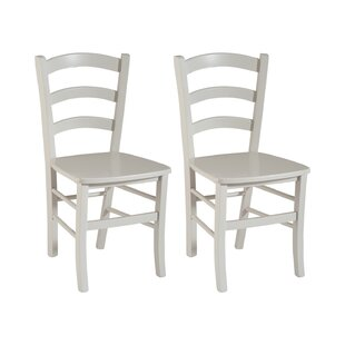 Aaden Beech Dining Chair (Set Of 2) By Brambly Cottage