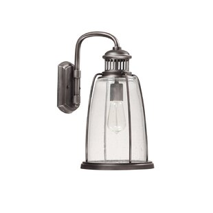 Read Reviews Harbour 1-Light Outdoor Barn Light By Capital Lighting