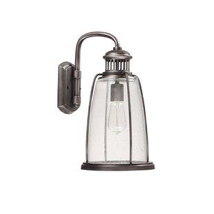 Omalley 1-Light Outdoor Barn Light