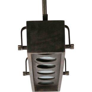 Williston Forge Ellsworth 5-Light Rectangle Pendant