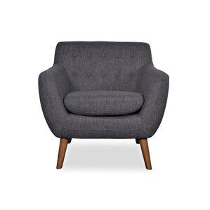 Dartmouth Mid Century Modern Lounge Chair