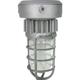 17 Stories Flávio LED Outdoor Bulkhead Light