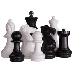 Giant Chess Pieces Sets You Ll Love In 2019 Wayfair